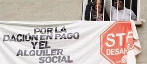 Foto: La gran banca deja en manos de la patronal la polémica sobre la paralización de los desahucios