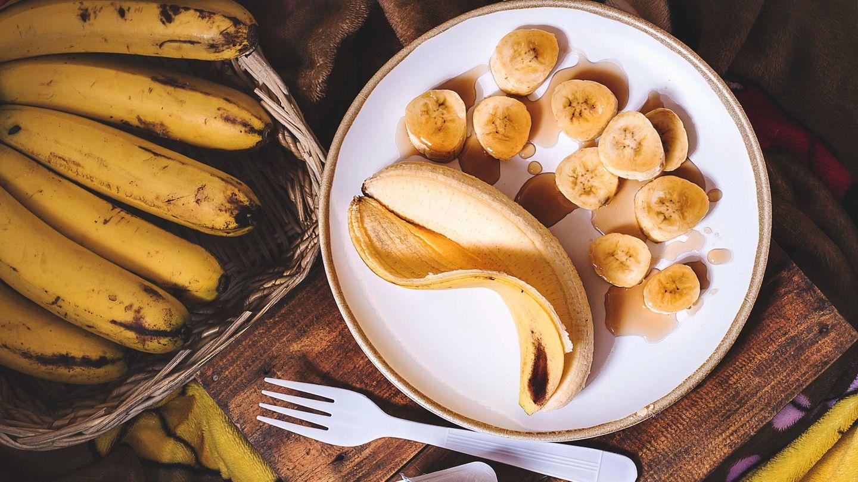 Adelgaza con la dieta japonesa del plátano. (Eiliv-Sonas Aceron para Unsplash)