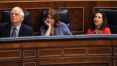 La ministra admite un encuentro con Villarejo en plena extradición del naviero