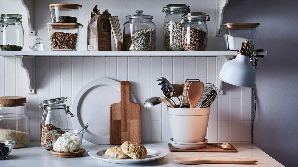 El 'triángulo de trabajo' de Ikea es el truco definitivo para organizar tu cocina con estas compras