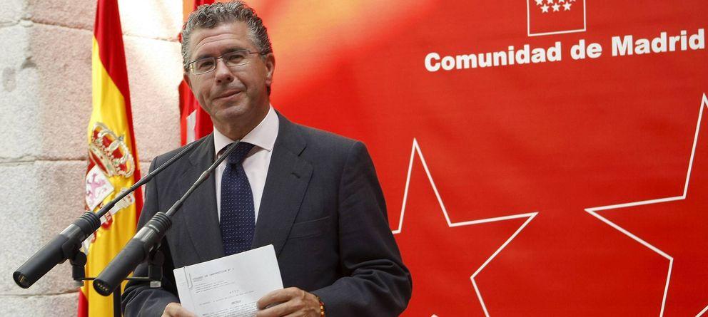 Foto: El exconsejero de Presidencia, Justicia e Interior de la Comunidad de Madrid, Francisco Granados (EFE)
