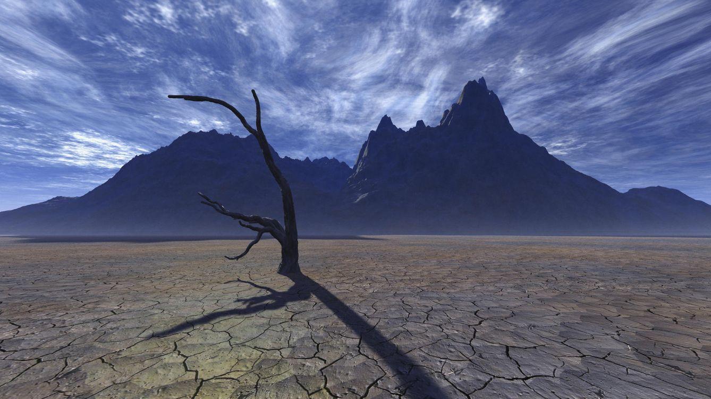 Foto: No, no se acaba ya. Esta ola de calor hará historia. (iStock)