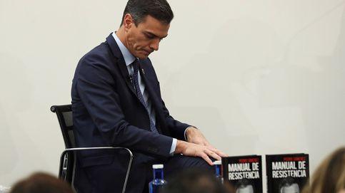 El libro hueco de Pedro Sánchez