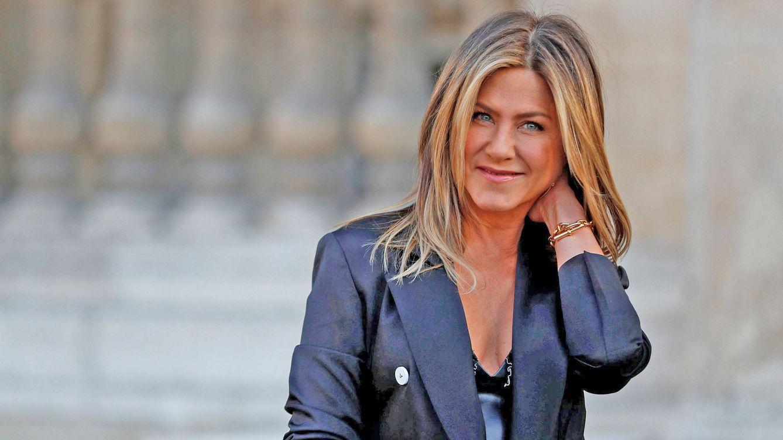 Foto: Jennifer Aniston sabe cómo lucir un total look. (Reuters)