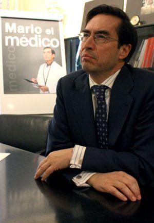 """El cirujano Mario Alonso: """"La zona de confort nos asegura lo conocido pero nos impide realizarnos"""""""