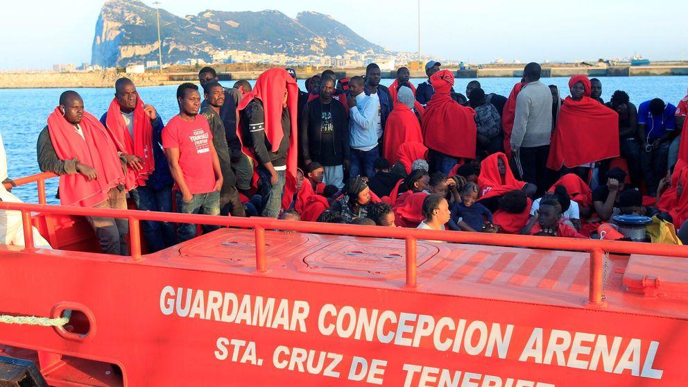 Alcalde de Algeciras (PP): No podemos ser único puerto de entrada de inmigrantes