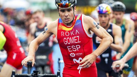 Por qué Gómez Noya elige Cáceres para preparar el Ironman más duro del mundo