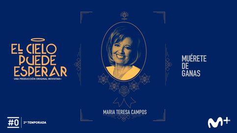El 'funeral' de María Teresa Campos ya tiene fecha de estreno en Movistar+