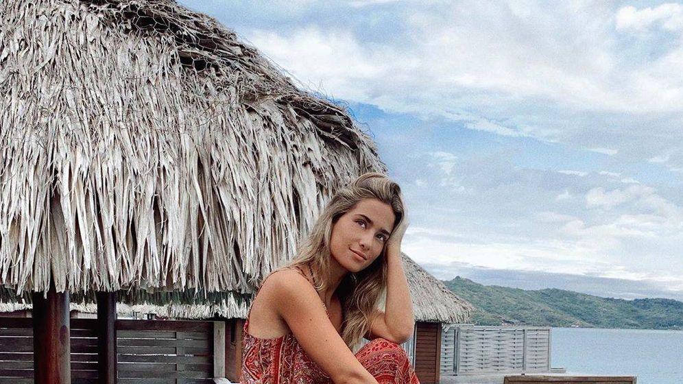 Foto: María Pombo en una imagen reciente de su perfil de Instagram.