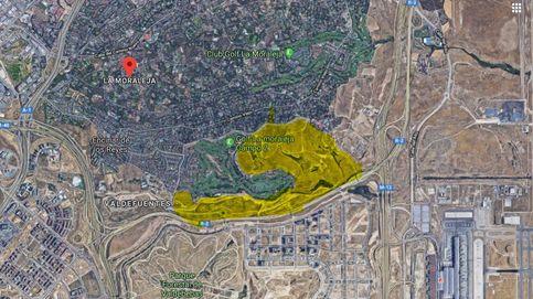 Amenabar, Ebrosa... ¿Quién construirá junto a los ricos vecinos de La Moraleja?
