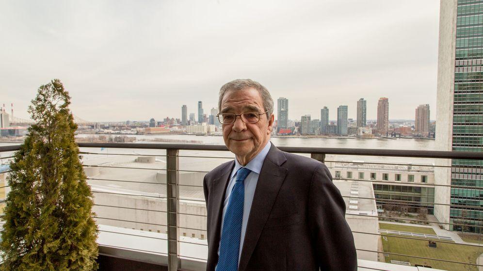 Foto: El presidente de la Fundación Telefónica, César Alierta. (EFE)