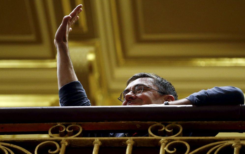 Foto: Primera jornada de la sesión de investidura de Pedro Sánchez. (Reuters)