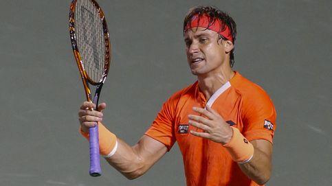 Ferrer paga caros sus errores y cae en semifinales ante Djokovic