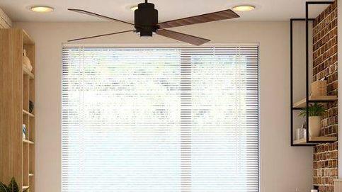 Los mejores ventiladores de techo para refrescar tu casa en verano