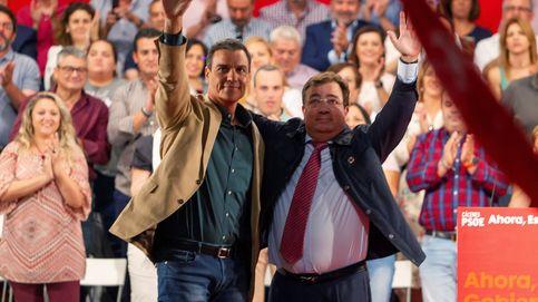 El lapsus del presidente de Extremadura: pide el voto… para Felipe González