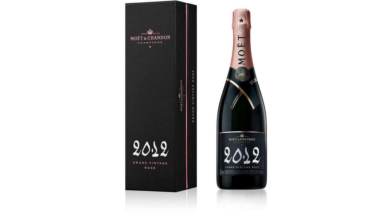 Moët & Chandon amplía su 'Grand Vintage Collection'