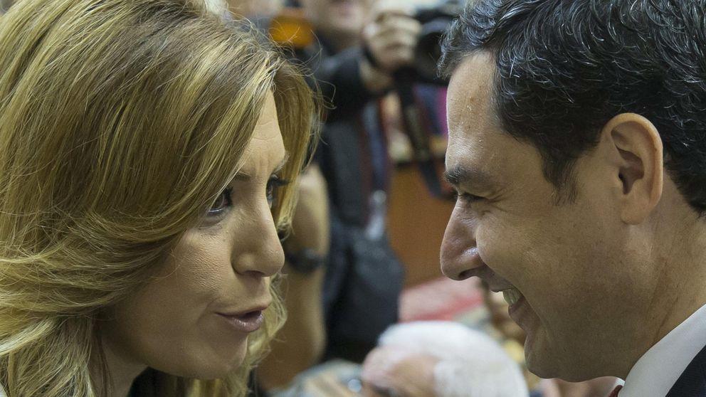 Bonilla a la soberbia de Susana Díaz: ¿Para qué nos convoca sin acuerdo?