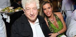 Post de La nueva vida de Raquel Bernal (ex de Escassi) con el productor Avi Lerner