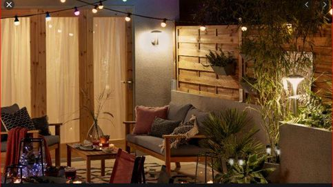 Todo lo que necesitas para iluminar tu jardín o terraza