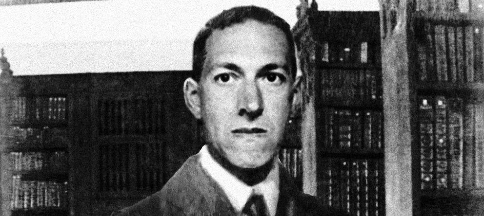 Foto: El escritor estadounidense Howard Phillips Lovecraft