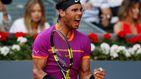 Nadal sigue su marcha triunfal en la tierra con el título en el Madrid Open