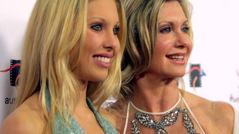 Así responde la hija de Olivia Newton-John a los que critican su exuberante cuerpo