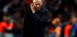 Post de El lío en el que se ha metido Zidane y el sufrimiento de un Real Madrid con ansiedad