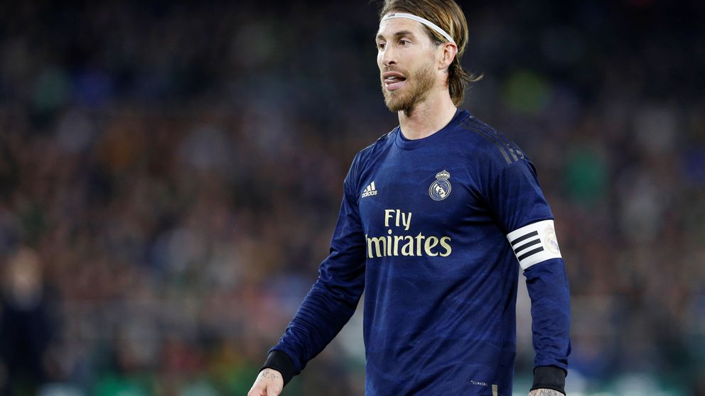 El sacrificio que se le pide a Sergio Ramos y el milagro que no puede hacer el Real Madrid
