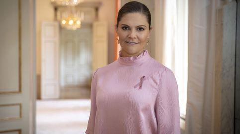 Victoria de Suecia y el poderoso motivo por el que se ha quitado su anillo de boda