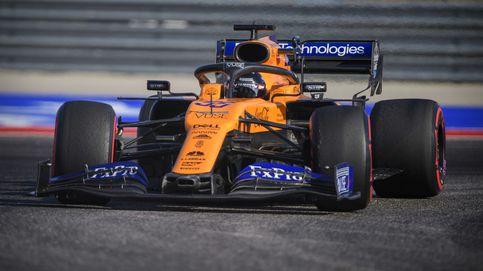 El plan de McLaren y la rebaja de euforia provocada por un Carlos Sainz brillante
