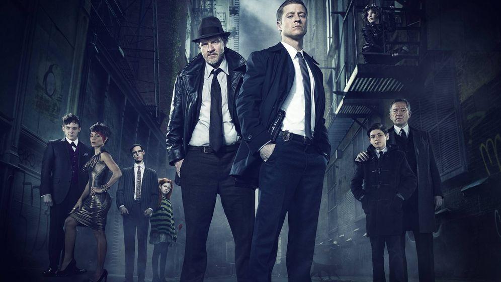 Foto: 'Gotham', cada domingo en abierto en Paramount Channel