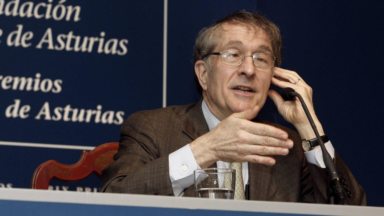 Howard Gardner, en Asturias. (EFE)