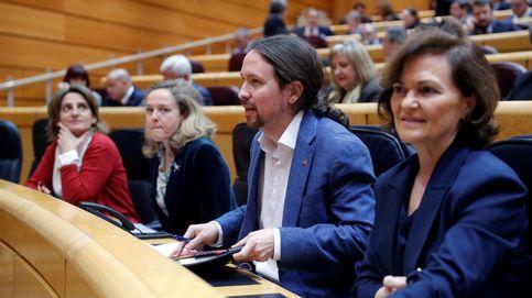PSOE y UP amplían su pacto de gobierno  para frenar los desahucios por alquiler