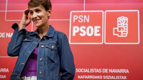 Bildu facilitará la investidura de Chivite (PSN) en Navarra si la militancia lo avala