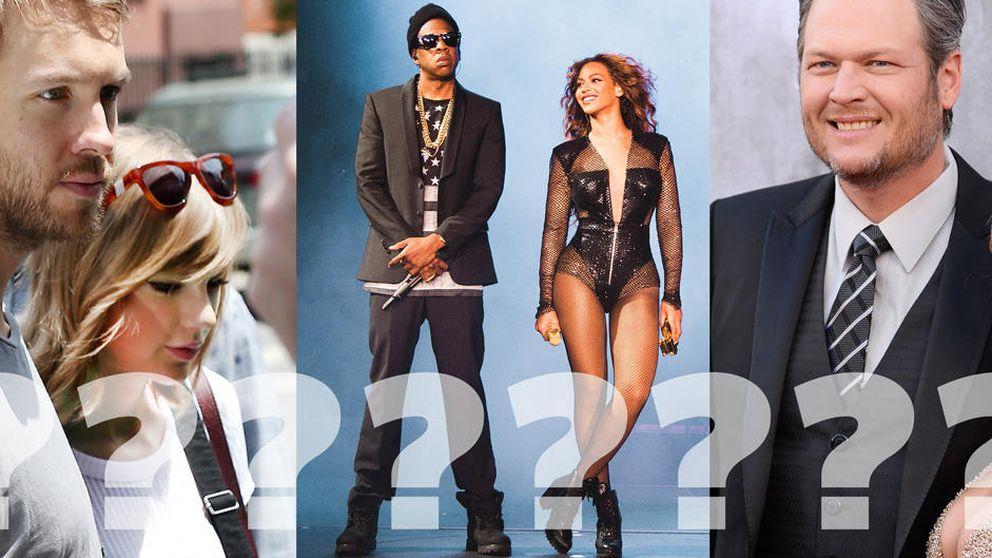 Taylor Swift y Calvin Harris desbancan a Beyoncé y Jay Z como la pareja mejor pagada