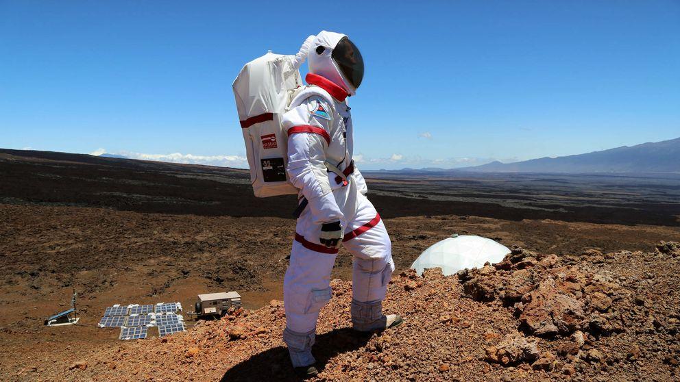 ¿Cómo es vivir en Marte?  Estos seis investigadores ya lo saben