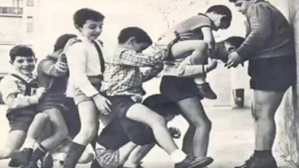 """""""Jugábamos todo el día y no había móviles"""": el vídeo viral de los nacidos en los sesenta"""