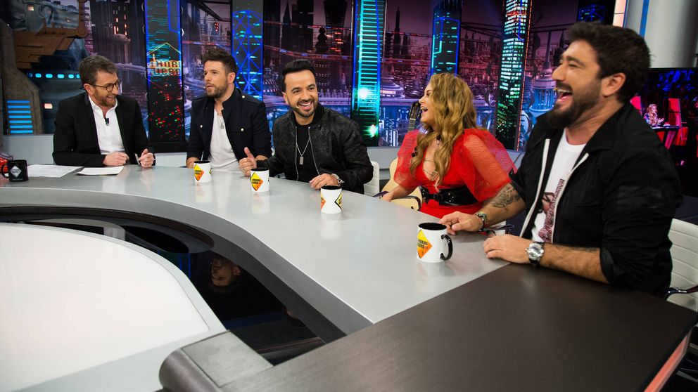 Pablo López desvela en 'El Hormiguero' la jugarreta que le hizo Antonio Orozco