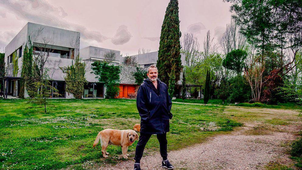 El patrimonio invisible de Miguel Bosé en Madrid