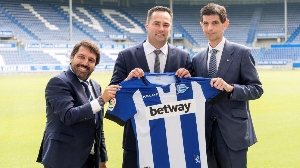 Foto: Betway será el patrocinador principal de tres equipos de LaLiga Santander esta temporada: Alavés, Leganés y Levante. (EFE)