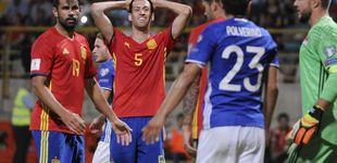 Post de Busquets, el único fragmento restante de cuando la Selección era medio Barça