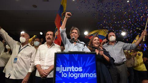 Guillermo Lasso se convierte en el nuevo presidente de Ecuador: Es un día histórico