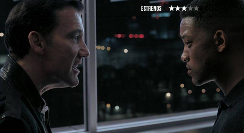 Foto: Clive Owen y Will Smith, en 'Géminis', la última película de Ang Lee.
