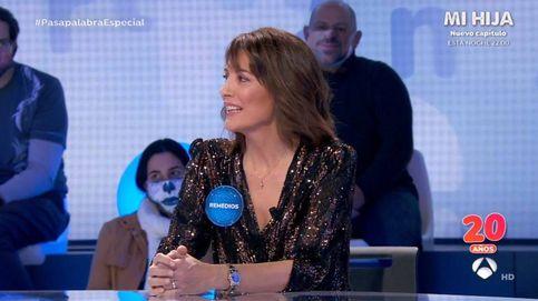 Los guiños de Remedios Cervantes en 'Pasapalabra' a su mayor 'catástrofe' en TV