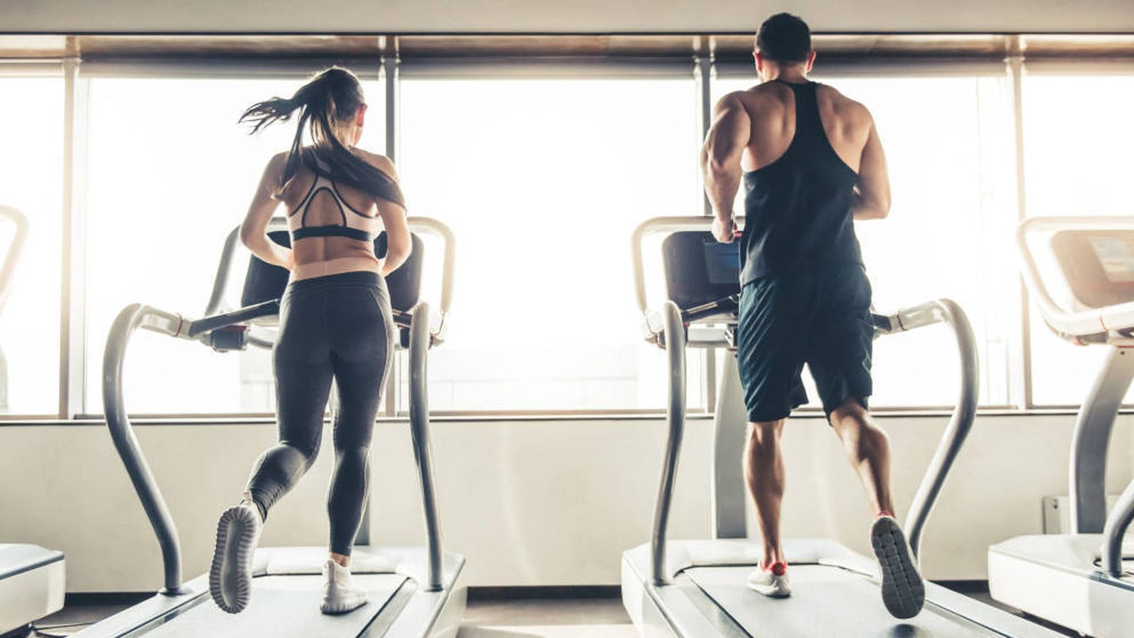 Entrenador de fitness