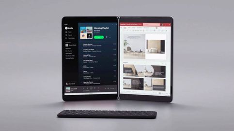 Surface Neo de Microsoft: el portátil del futuro tiene dos pantallas y llegará en 2020