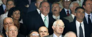 No hay cava catalán y sí Moet Chandon en el Bernabéu