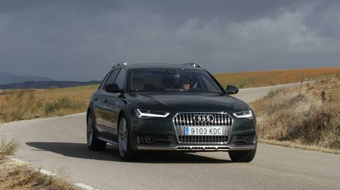 Audi A6 Allroad, lo mejor de dos mundos