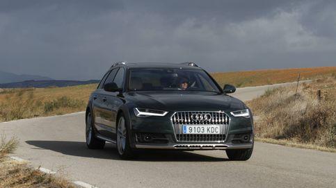 Audi A6 Allroad, un gran rutero que esconde un buen coche de campo