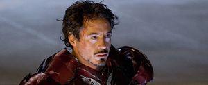 Foto: Robert Downey Jr. reconoce paralelismos obvios con 'Iron Man'